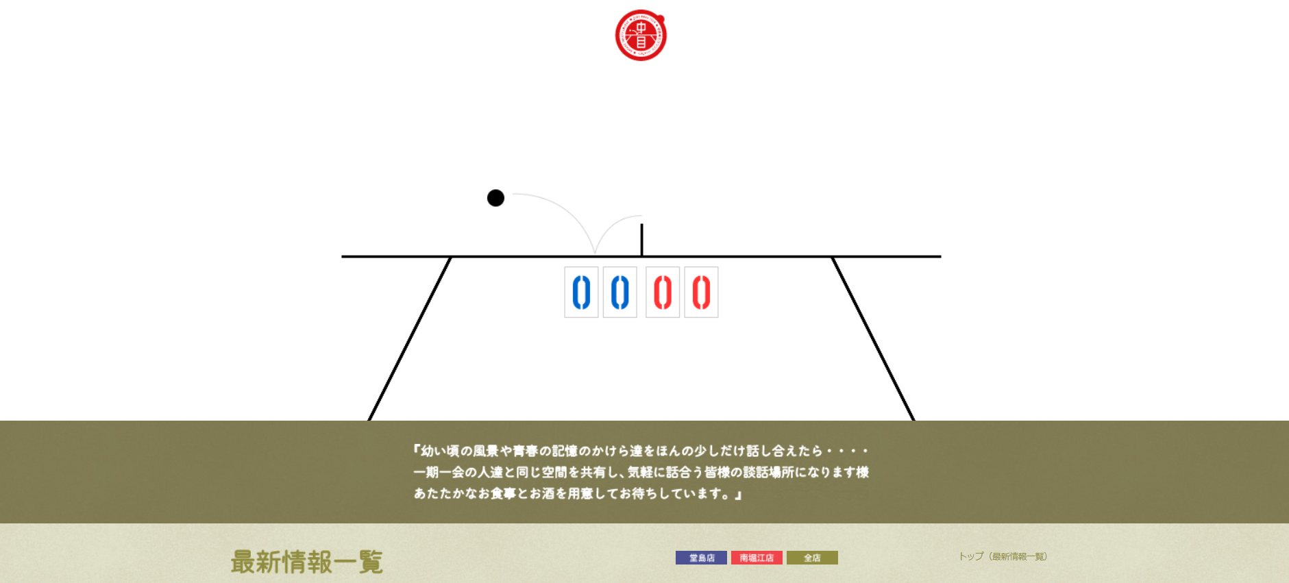 バーラウンジ堂島(堀江)卓球部