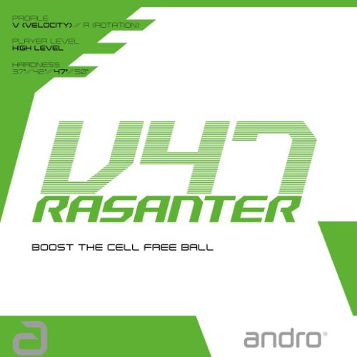 RASANTER-V47